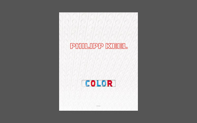 Bildband Philipp Keel - Color